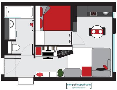 am nager son int rieur une vie qui d m nage. Black Bedroom Furniture Sets. Home Design Ideas